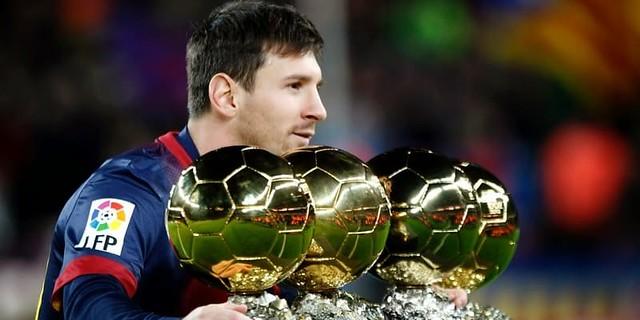 Lionel Messi: Punya Kans Cetak Rekor Trofi Di Barcelona