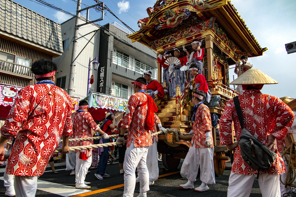 Chichibu Festival, Japan 4