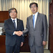 President Nakao, Financial Supervisory Service of Korea Governor discuss fintech and financial inclusion