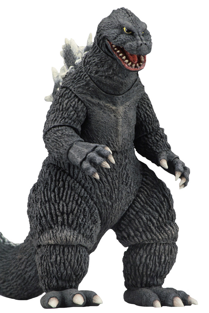 Neca Godzilla King Kong Vs Godzilla 1962 Movie 6 Inches