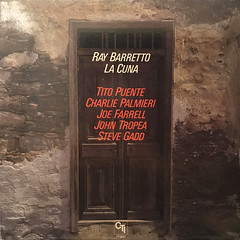 RAY BARRETTO:LA CUNA(JACKET A)