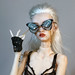 Butterfly_sunglasses by Doll Menagerie