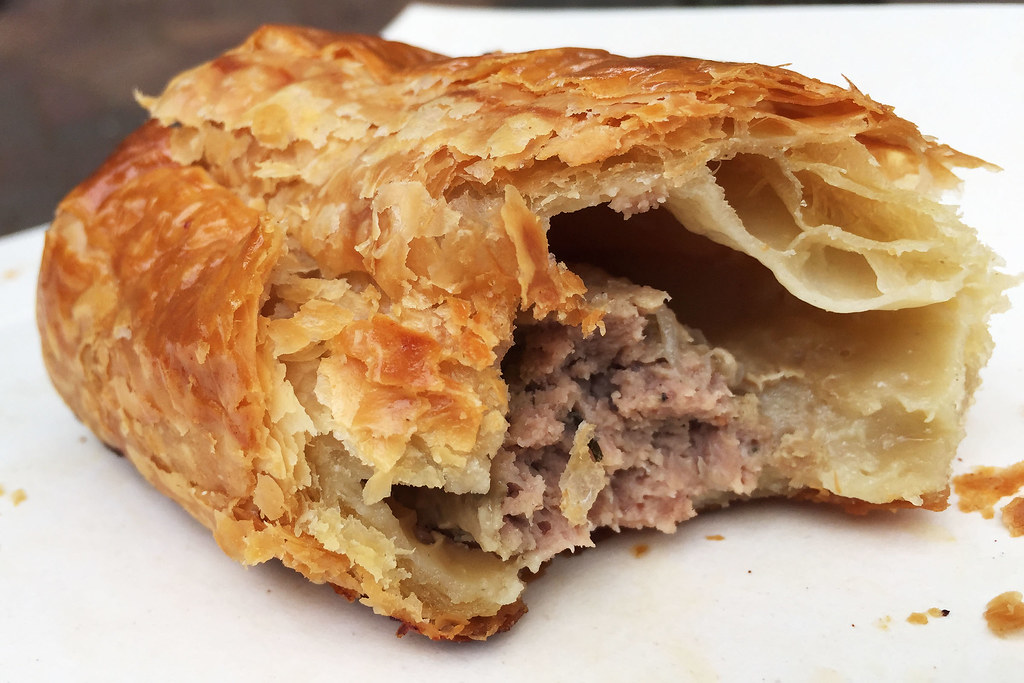 Sausage roll, Maggio's Bakery