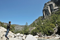 Admiring the Scene | Yosemite National Park, California