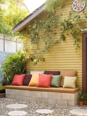DIY How to Make Your Backyard Awesome Ideas