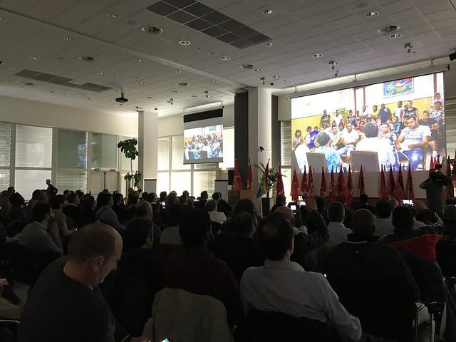 Prima Assemblea dei lavoratori Migranti FLAI-CGIL
