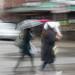 Raining in Kensington Market, Toronto, April 2018 EM10047 by Pavel M