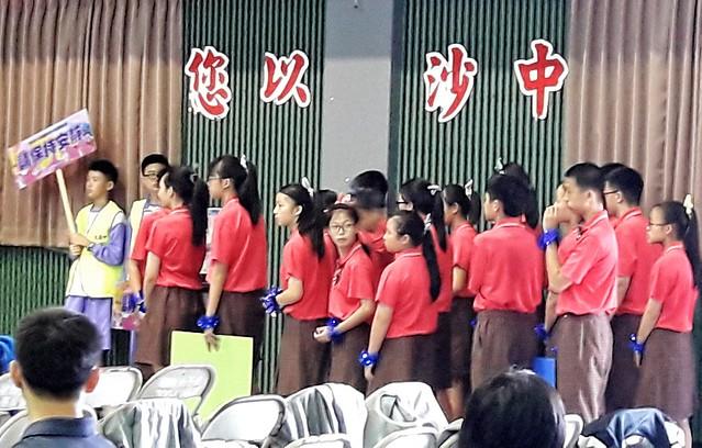 107.04.17~18臺中市英語歌唱比賽活動花絮