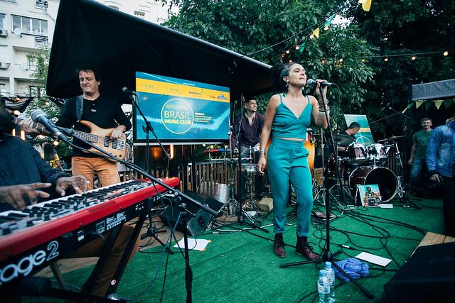 Brasil Music Club - Sandália de Prata