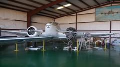 Beechcraft E18S in Slaton
