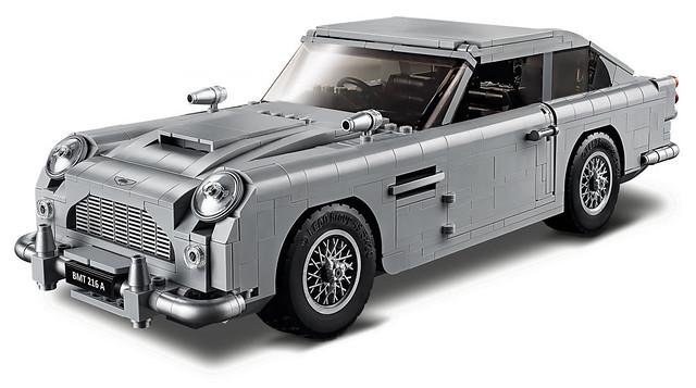 10262 James Bond Aston Martin DB5 (3)