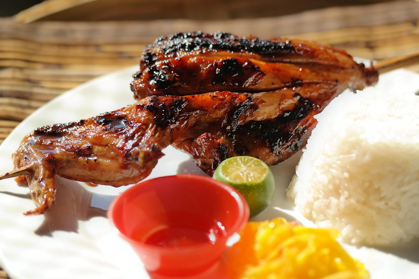 Palawan's Famous Homegrown Haim Chicken for Franchise