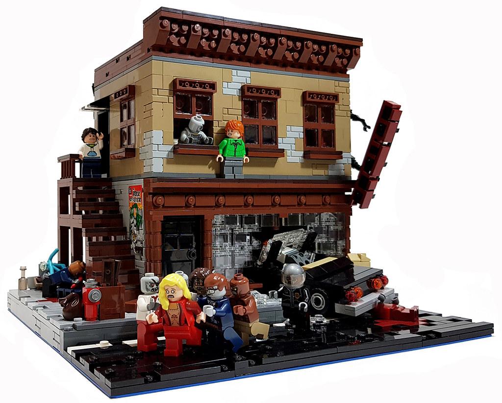 LEGO Zombie MOC