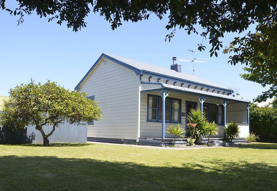 Unser eigenes Haus in Gisborne: ein Renovierungsprojekt