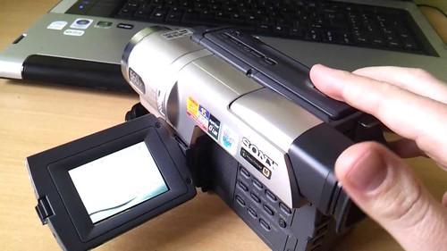 FirstCamera_Sonytrv408e