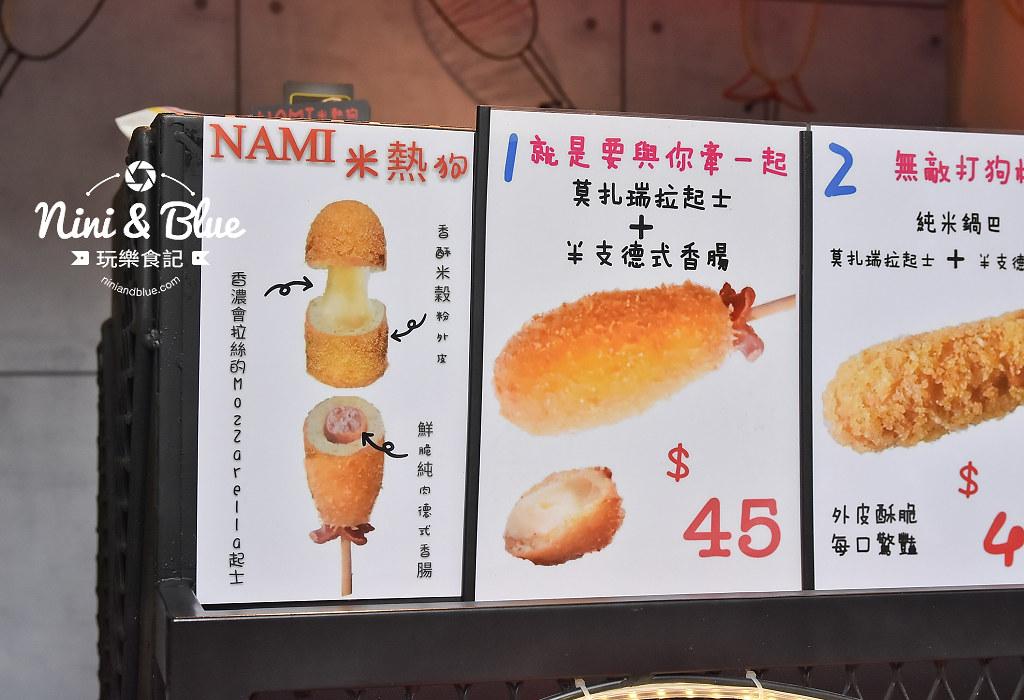 nami米熱狗 逢甲夜市 韓國 美食小吃09