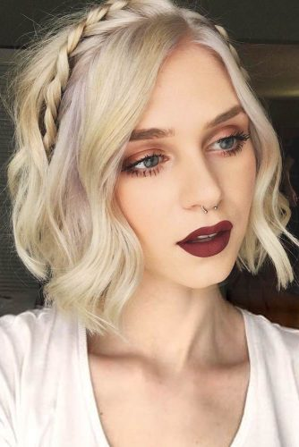 Best Short Bob Hairstyles 2019 Get That Sexy-short haircut trends to try now 16