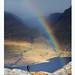 Rainbow Hiker by calderdalefoto