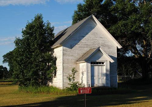 Former Church or Schoolhouse - Richford, Wisconsin
