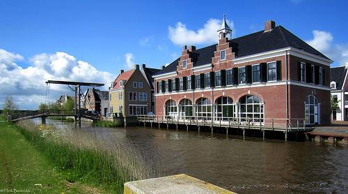 Friesland: Esonstad waag