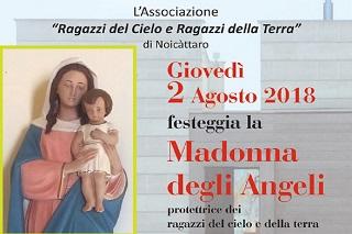 Noicattaro. madonna degli angeli front