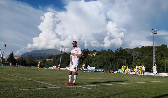 Chievo-Virtus 2-0 a San Zeno, grande prova dei rossoblu!