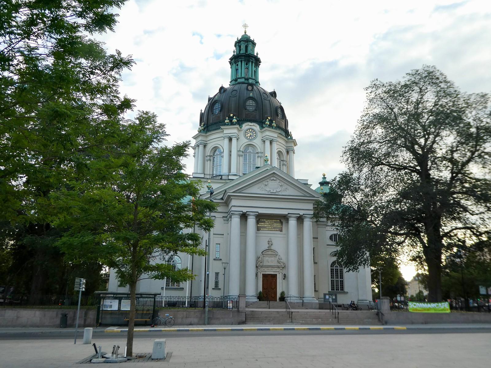 Gustav Vasa Church, Vasatan, Stockholm