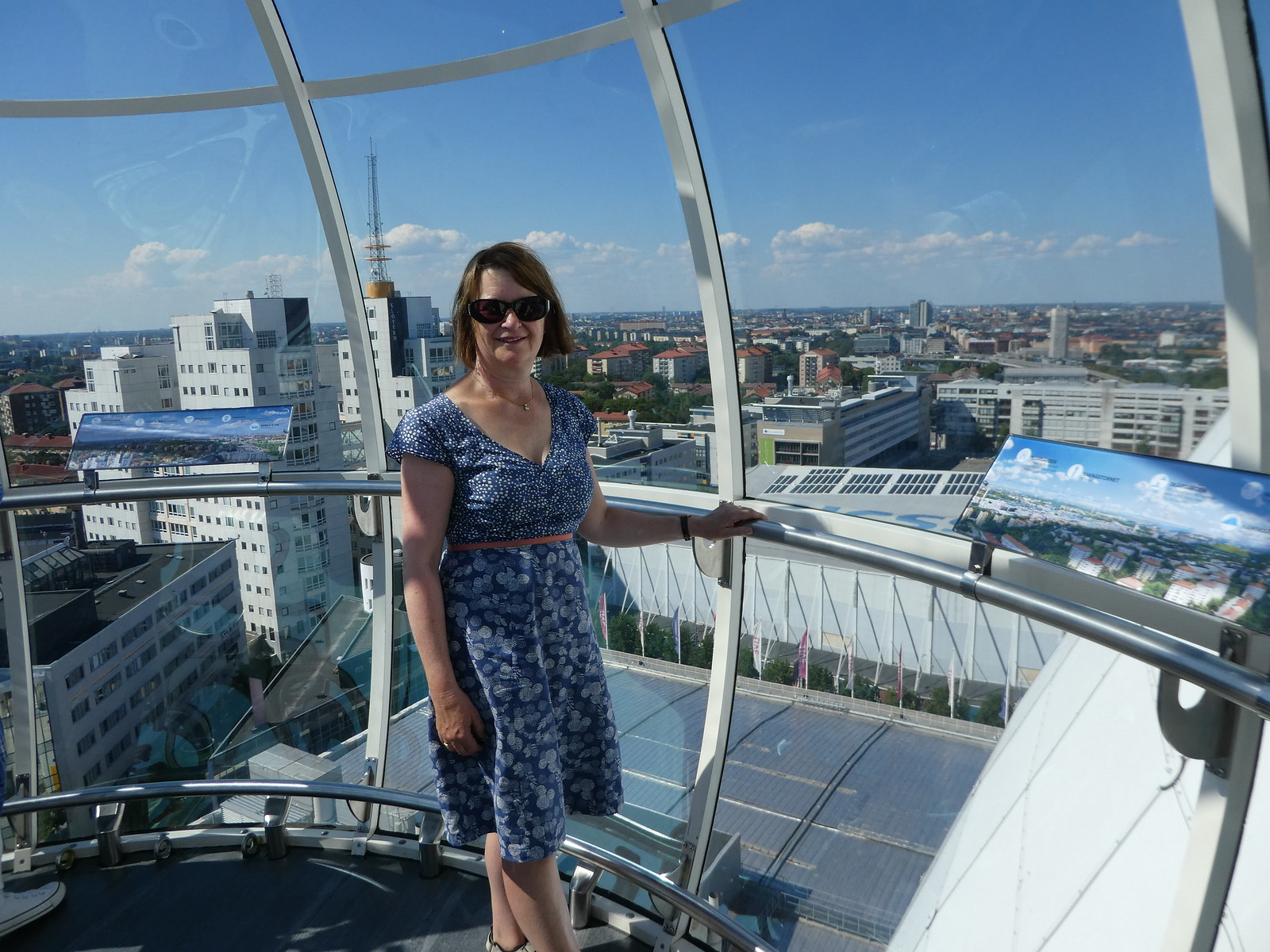 The Ericsson Globe, Stockholm