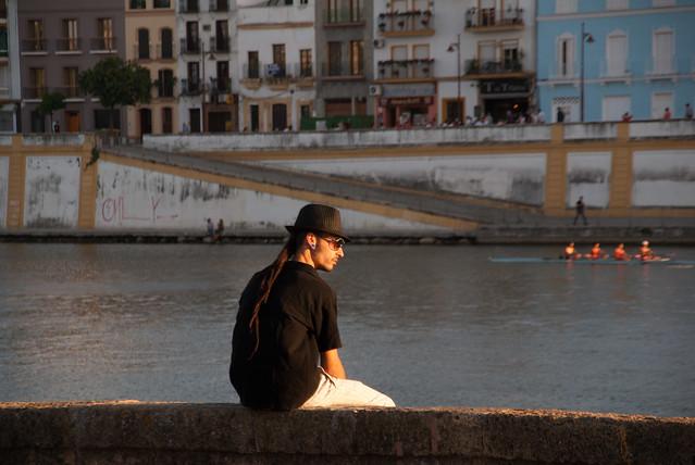 A la orillita del Guadalquivir