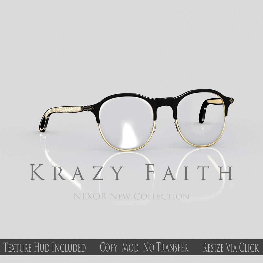NEXOR – Krazy Faith Shadez – Ad