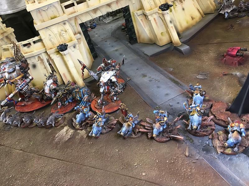 Medal of Colors Indomitus Crusade Battles-2