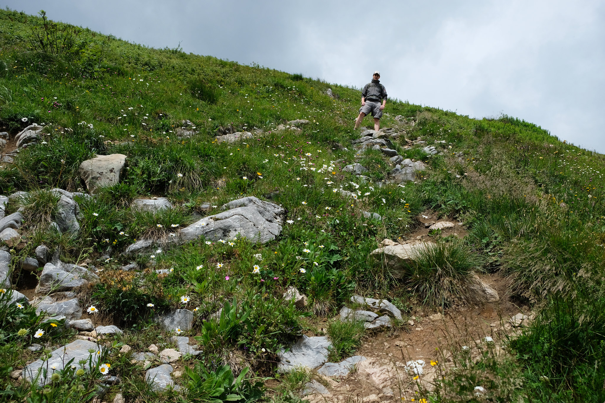 Best Day Hikes Little Fatra: Hiking to Chleb peak, Little Fatra, Slovakia