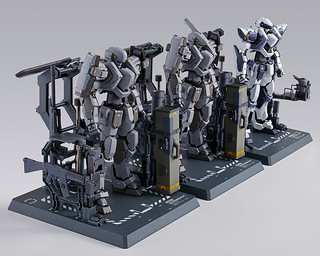 BANDAI Metal Build M9 Gernsback Ver.IV - Full Metal Panic!