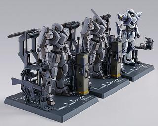 【更新官圖&販售資訊】這武裝誇張多! METAL BUILD《驚爆危機IV》M9 GERNSBACK(ガーンズバック) Ver.IV