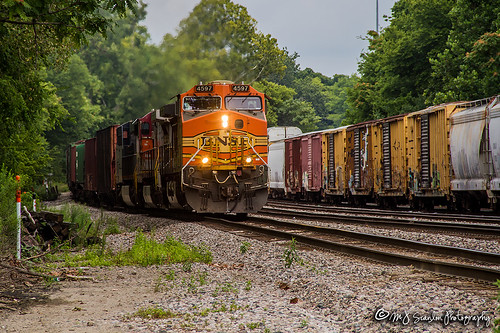 bnsf4597 bnsfthayersouthsubdivision business c449w canon capture cargo commerce digital eos engine freight ge haul horsepower image impression landscape locomotive logistics mjscanlon mjscanlonphotography memphis merchandise mojo move mover moving outdoor outdoors perspective photo photograph photographer photography picture rail railfan railfanning railroad railroader railway scanlon steelwheels super tennessee track train trains transport transportation view wow ©mjscanlon ©mjscanlonphotography