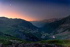 La Tremola at dawn