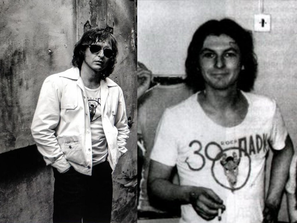 Рома Зверь и Майк Найменко