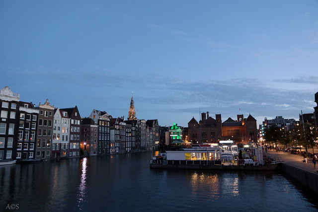 Amsterdam canal view, Canon EOS 80D, Canon EF-S 15-85mm f/3.5-5.6 IS USM