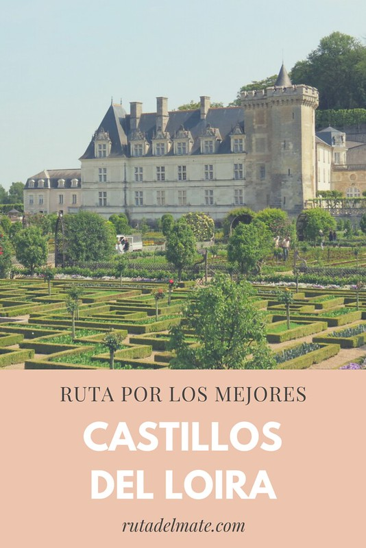 257-1 Castillos Loira