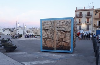 cubo turistico infopint polignano