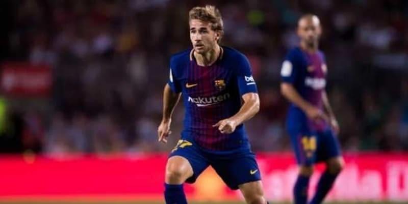 Barcelona Pinjamkan Sergi Samper ke Sampdoria