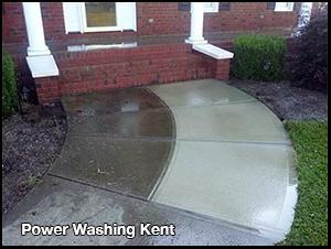 Power Washing Kent Services