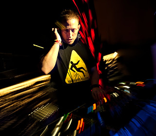 DJ Squale at Merr Bass