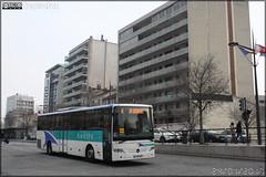 Mercedes-Benz Intouro - Keolis Drôme / La Drôme Transports n°508