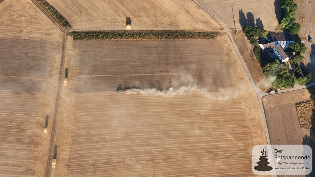 Landwirtschaft an der Pommermühle