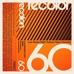 Cassettes: Recoton Calendared Tape C60