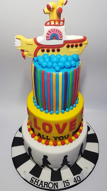Cake by Flis's Cakes