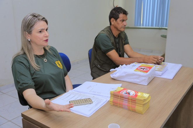 Construtora de Minas Gerais protocola licença para construir 300 casas populares em Santarém, vania portela