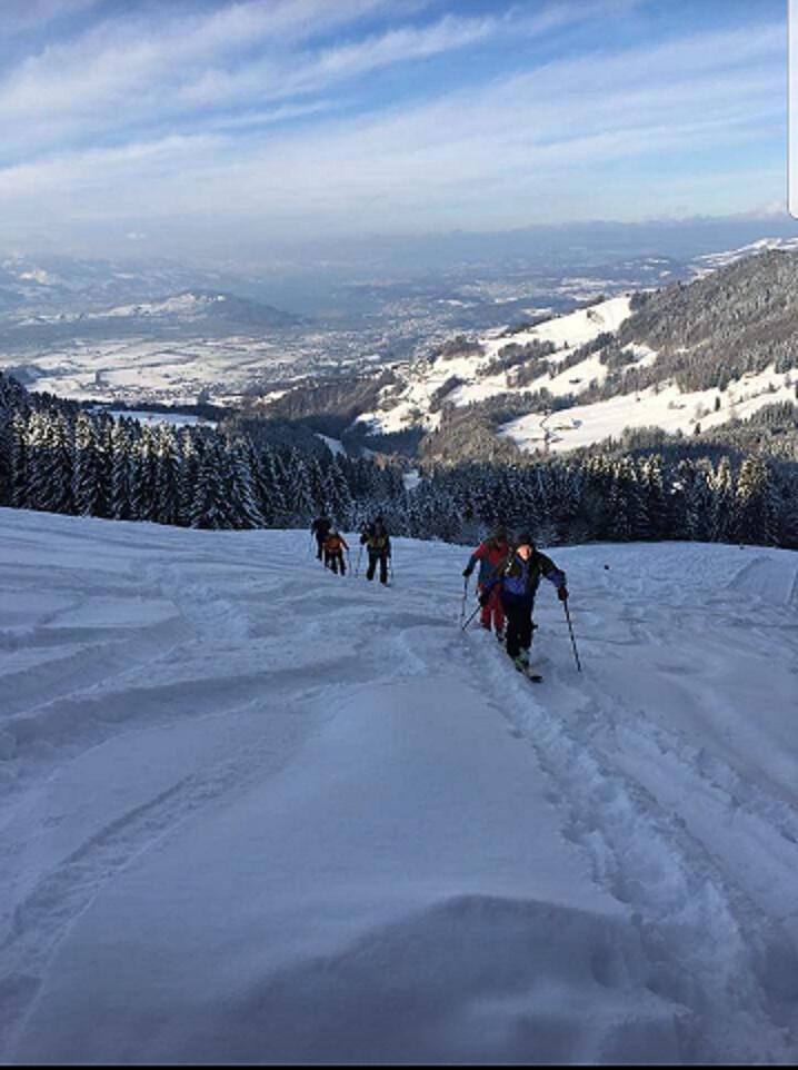 Skitouren 2018