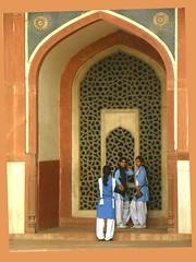 Delhi Humayun Tomb 5